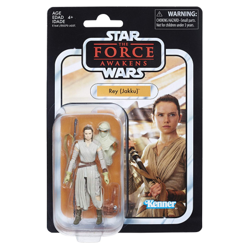 Star Wars The Vintage Collection Rey (Jakku)